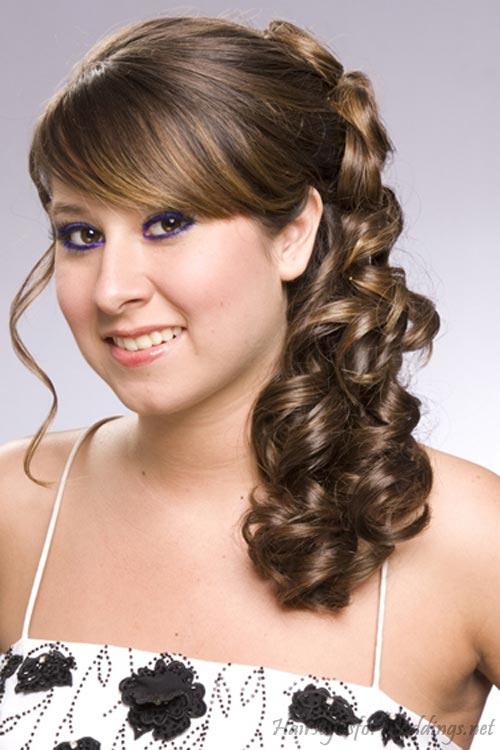 bridal hairstyles for thin hair photo - 3