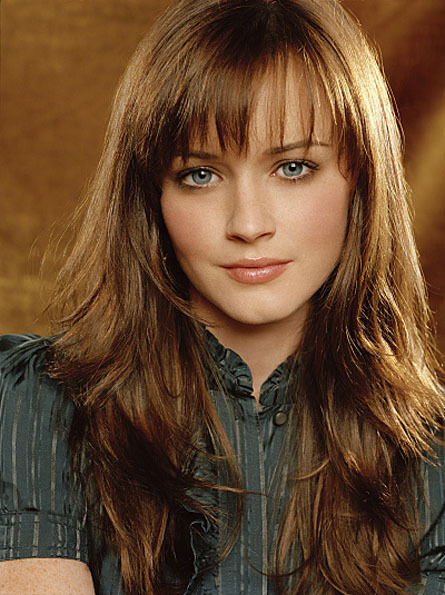 celebrity hairstyles with bangs photo - 4