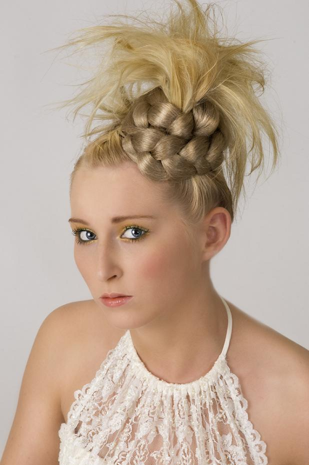 crazy hairstyles photo - 12