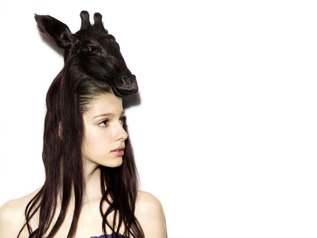 crazy hairstyles photo - 14