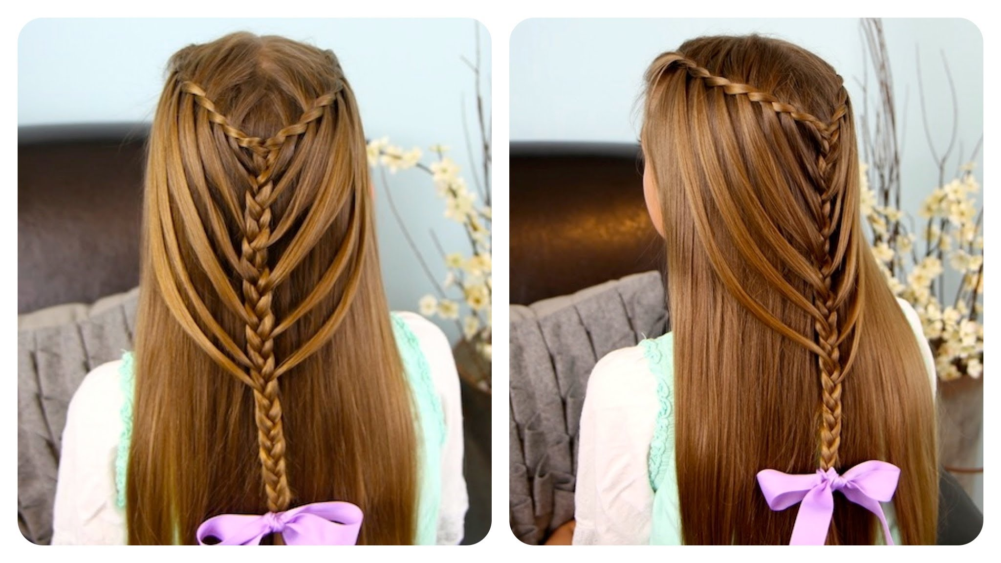 cute girls hairstyles photo - 3