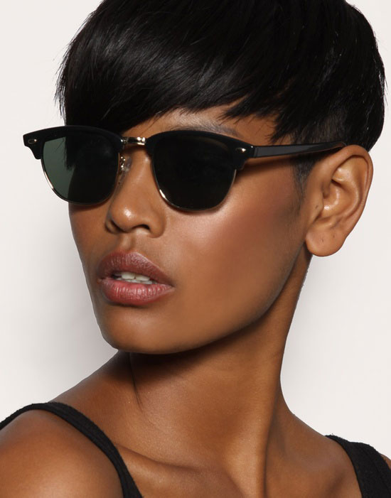 Astounding 32 Most Cute Short Hairstyles For Black Women Hairstyles For Woman Hairstyle Inspiration Daily Dogsangcom