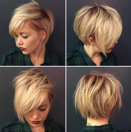 edgy short haircuts photo - 15