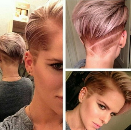 edgy short haircuts photo - 16