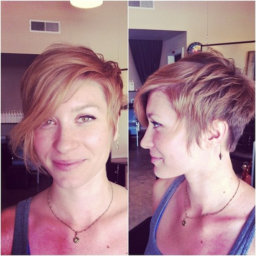 edgy short haircuts photo - 5