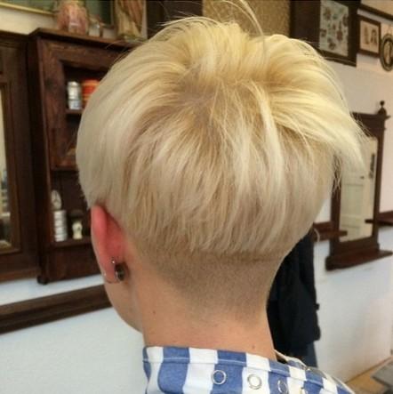 edgy short haircuts photo - 7