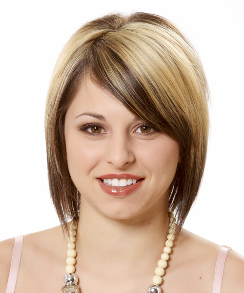 flattering hairstyles for thin hair photo - 5