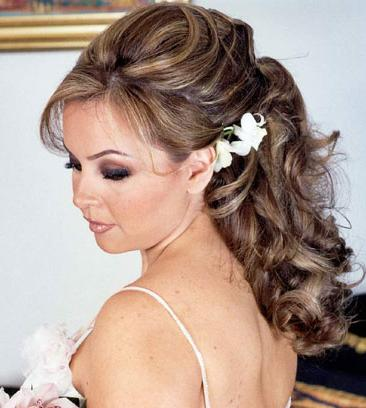 formal hairstyles for thin hair photo - 3