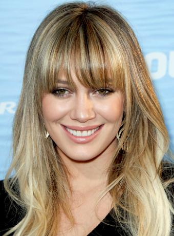 formal hairstyles with bangs photo - 9