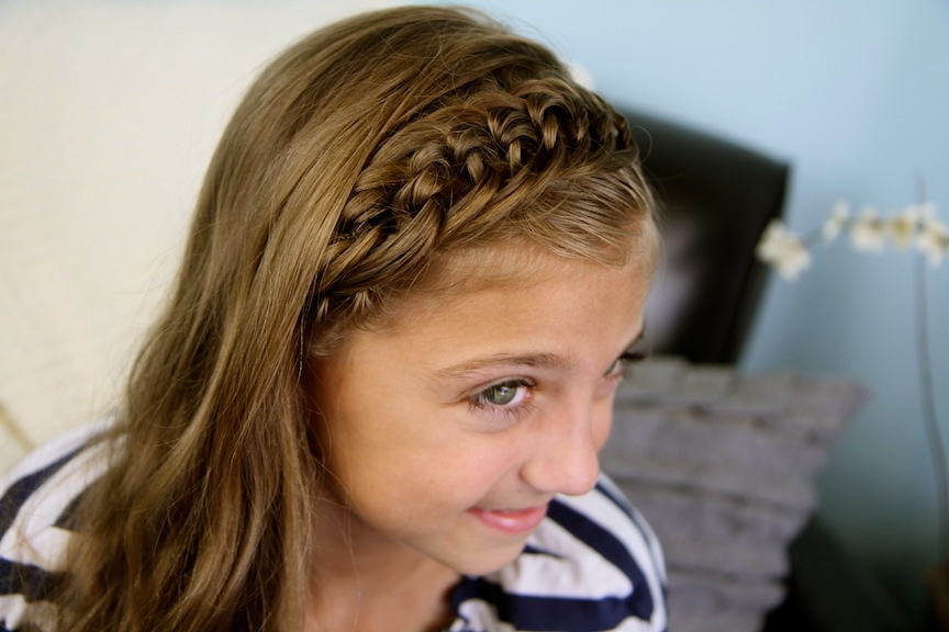 french braid hairstyles photo - 15