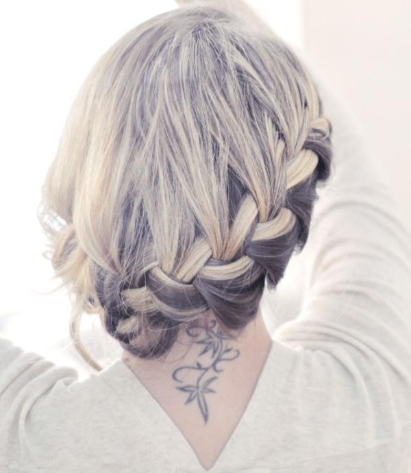 french braid hairstyles photo - 2