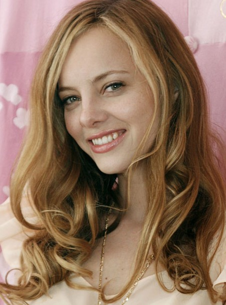 hairstyle for long thin hair photo - 7