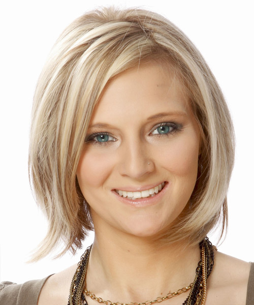 hairstyle for short thin hair photo - 2