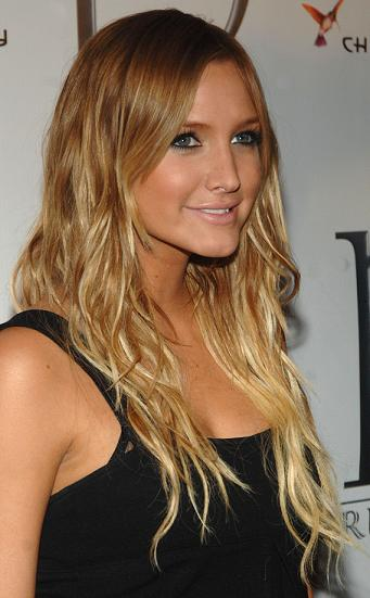hairstyle for thin straight hair photo - 1