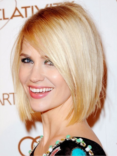 hairstyle for thin straight hair photo - 6