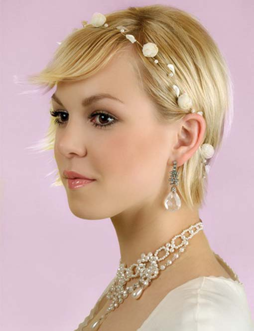 hairstyles for bridesmaids photo - 19
