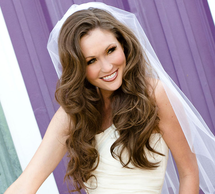 hairstyles for bridesmaids photo - 5