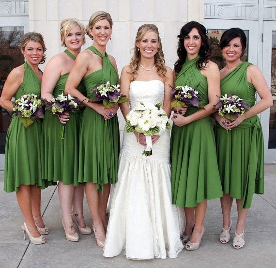 hairstyles for bridesmaids photo - 7