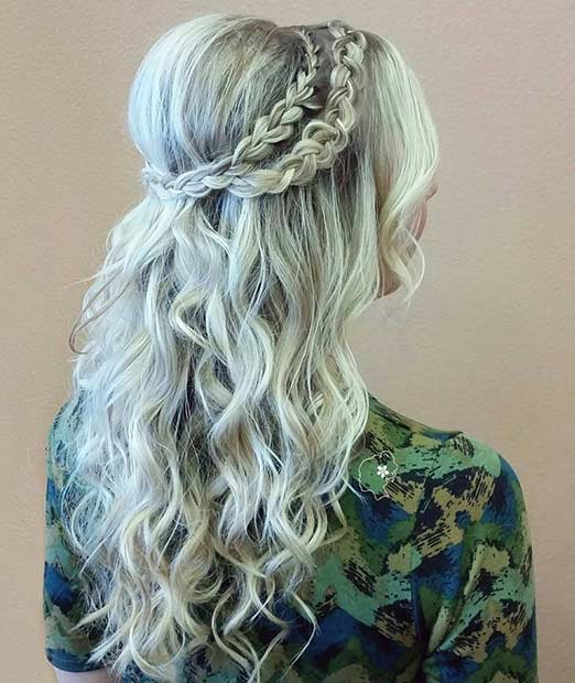 hairstyles for bridesmaids photo - 8