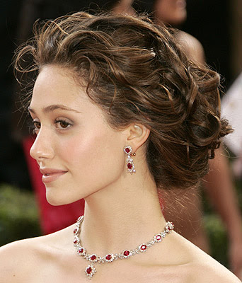 hairstyles for bridesmaids photo - 9