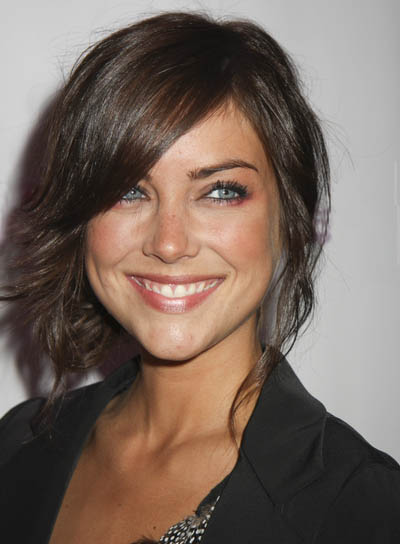 hairstyles for medium length thin hair photo - 3