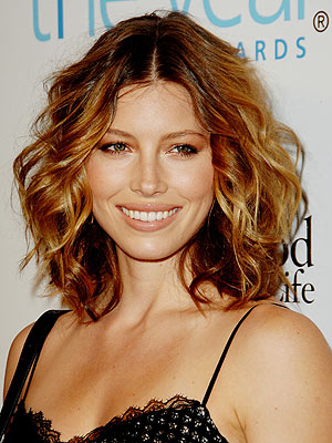 hairstyles for medium length thin hair photo - 5