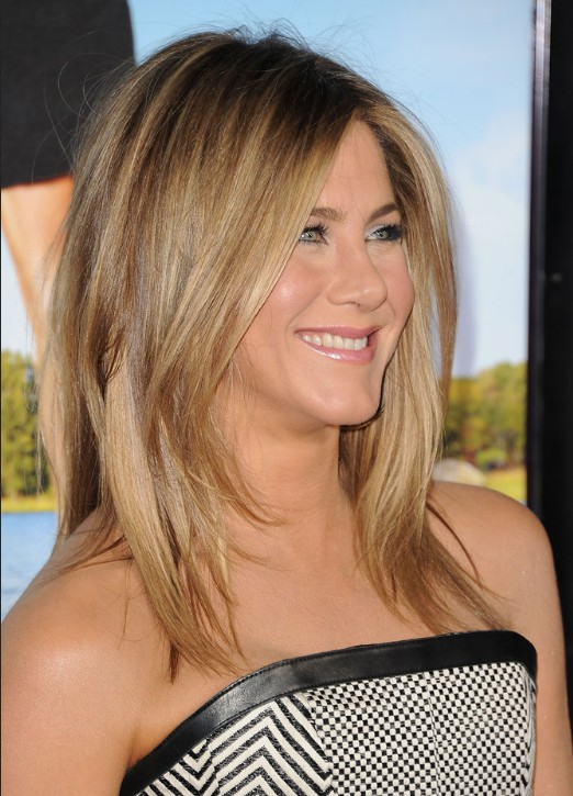 hairstyles for oval faces photo - 18