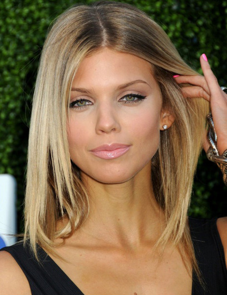 hairstyles for shoulder length hair photo - 13