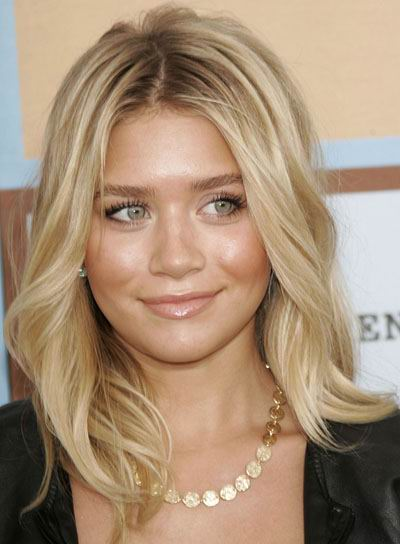 hairstyles for shoulder length hair with bangs photo - 10