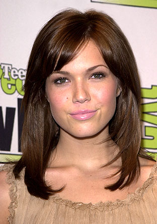hairstyles for shoulder length thin hair photo - 2