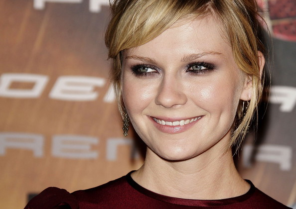 hairstyles for square faces with bangs photo - 7