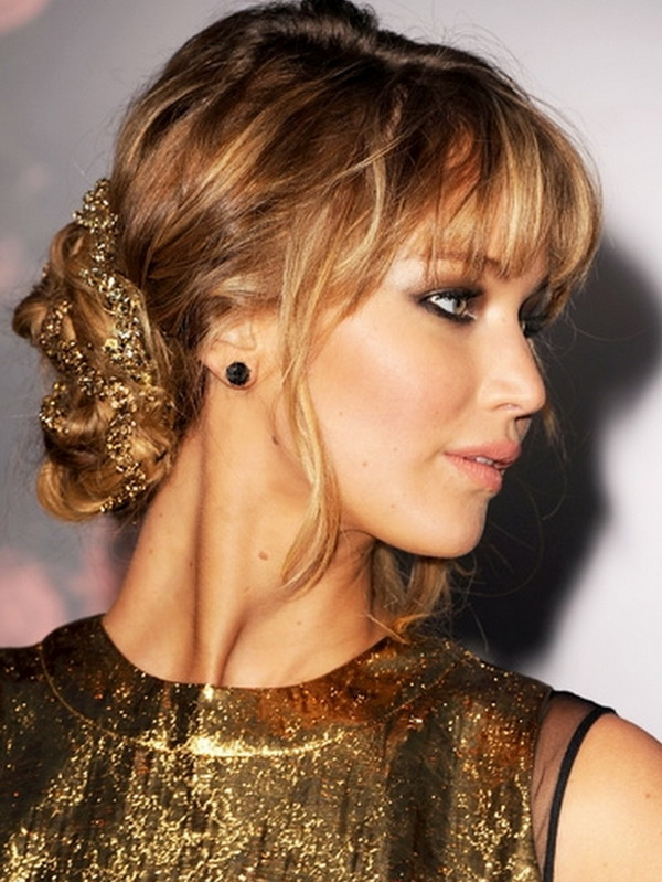 hairstyles for thin hair 2013 photo - 9