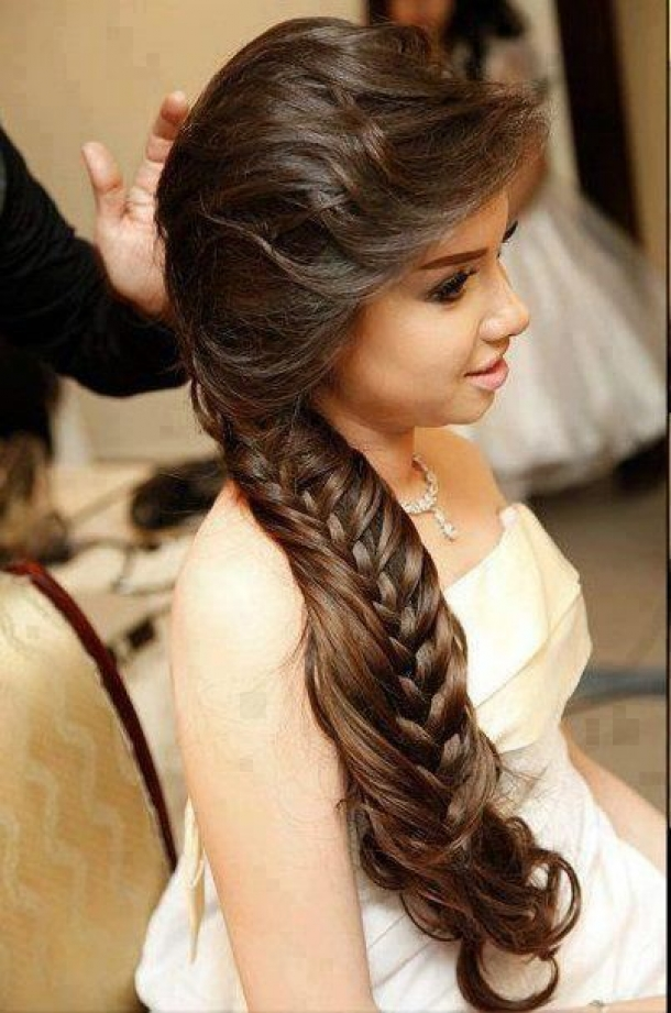 hairstyles for thin hair to make it look thicker photo - 8