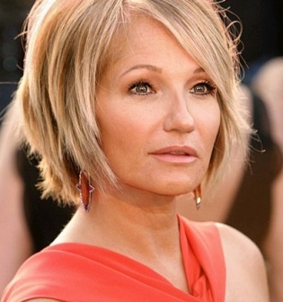 hairstyles for women over 50 2013 photo - 4