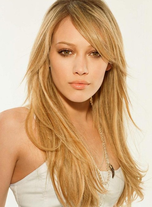 hairstyles with bangs 2013 photo - 10