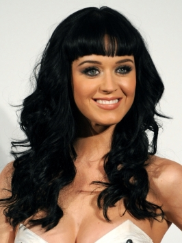hairstyles with chinese bangs photo - 8