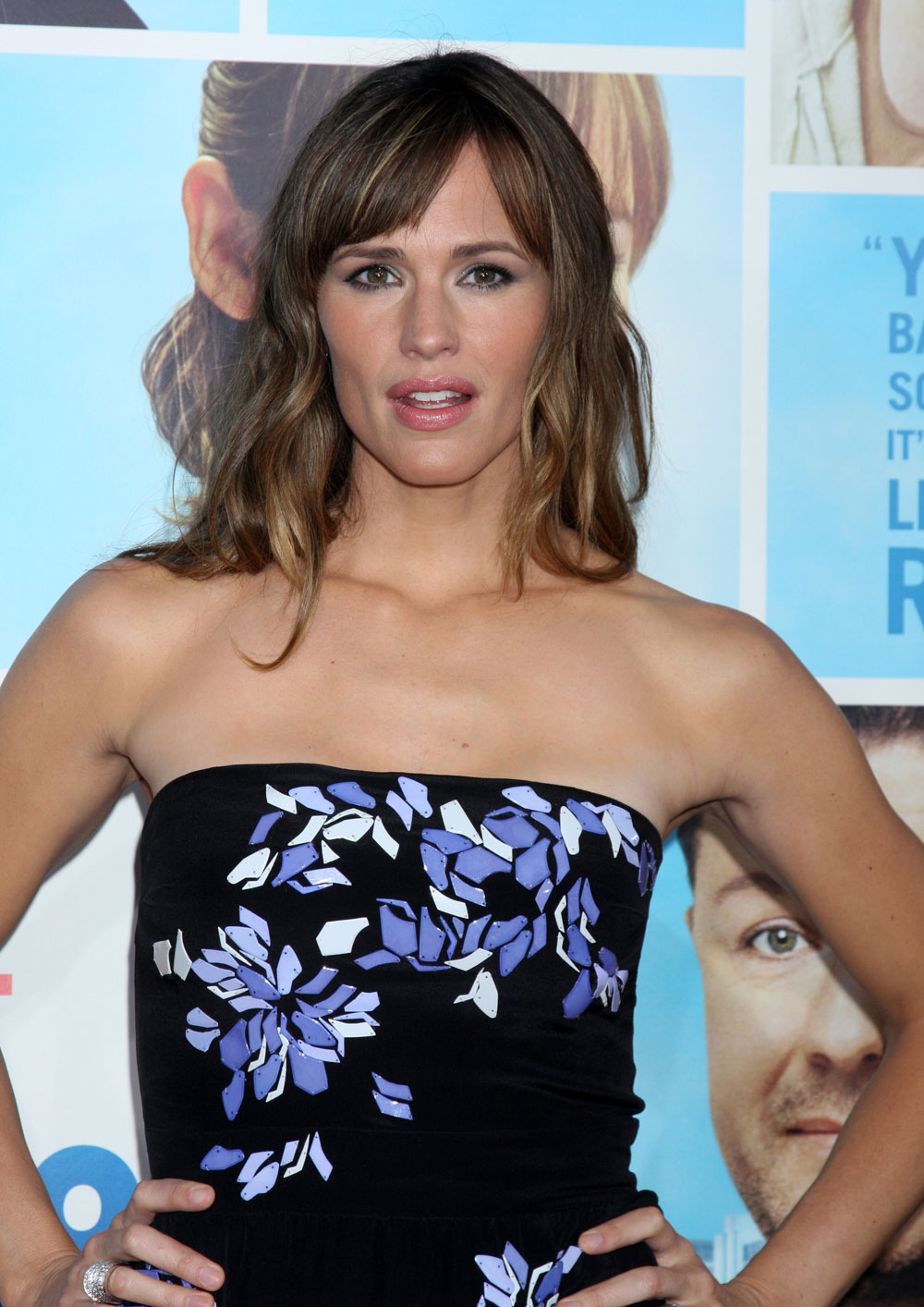 jennifer garner hairstyles with bangs photo - 4