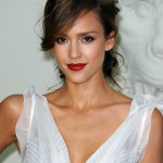jessica alba hairstyles with bangs photo - 9