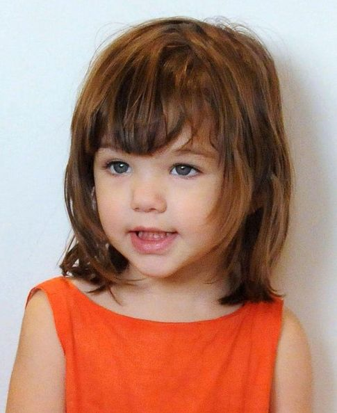 Swell 10 Beauty From The Top Pretty Hairstyles For Little Girls Short Hairstyles Gunalazisus