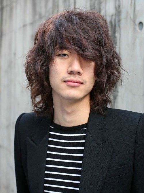 long hairstyles for men photo - 9