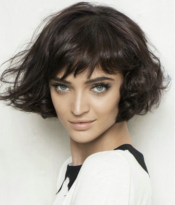 medium bob hairstyles photo - 17
