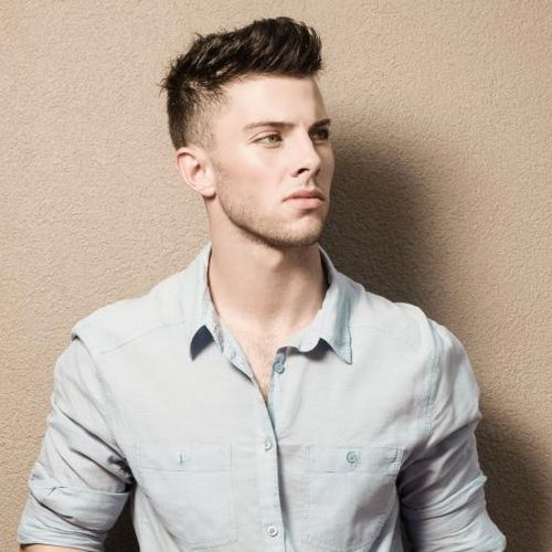 mens hairstyles 2014 photo - 18