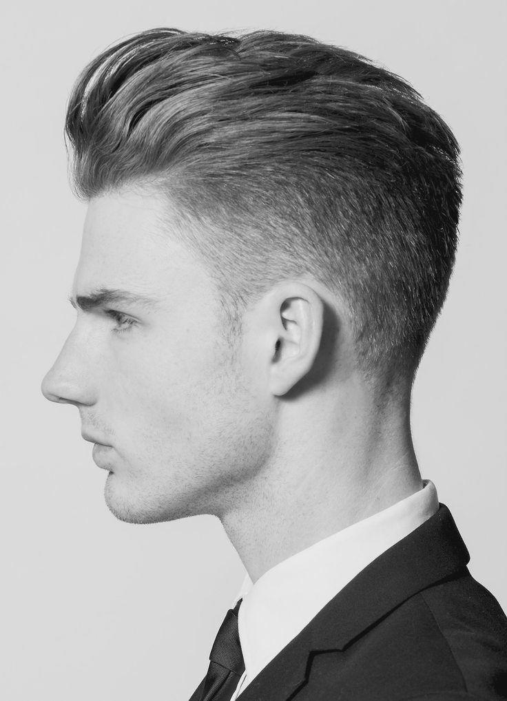 mens short hairstyles photo - 13