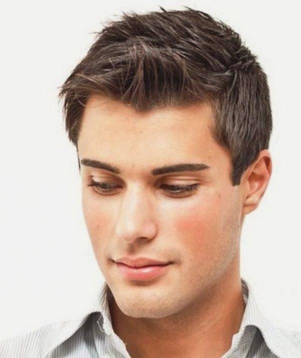 mens short hairstyles photo - 5