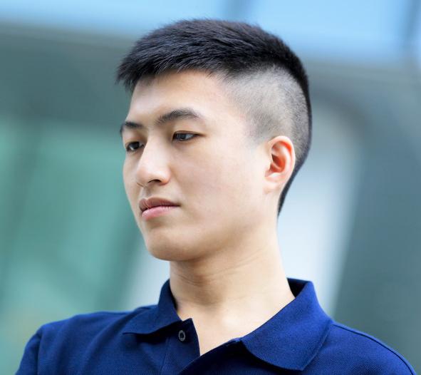 mens short hairstyles photo - 7
