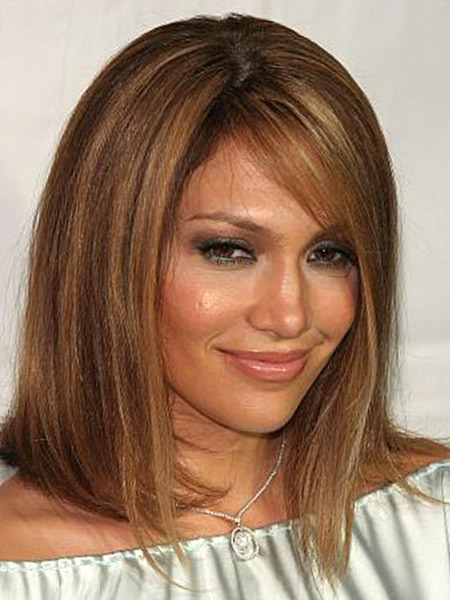mid length hairstyles photo - 7