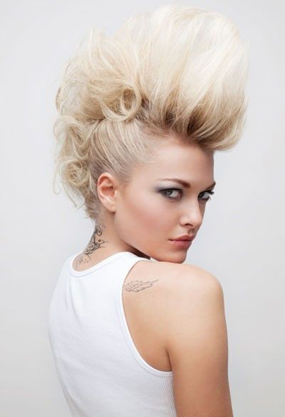 mohawk hairstyles photo - 11