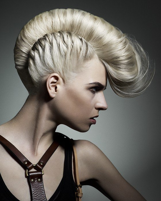 mohawk hairstyles photo - 16