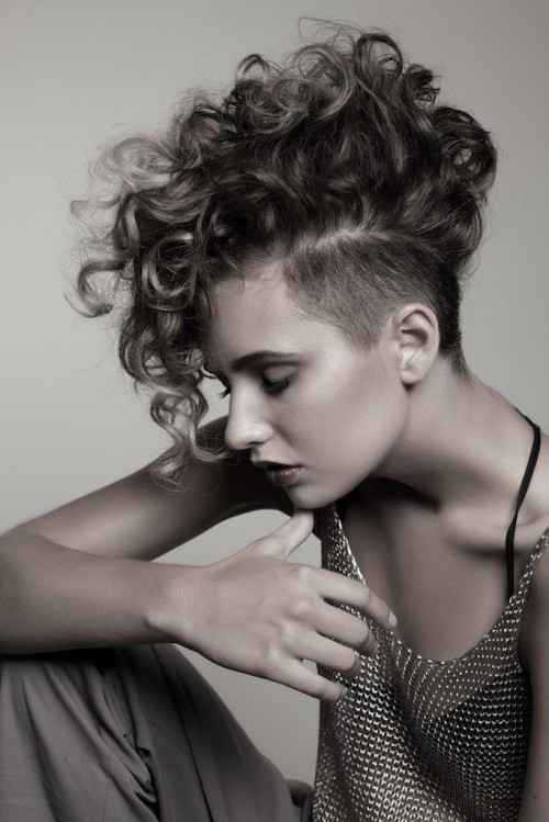 mohawk hairstyles photo - 20