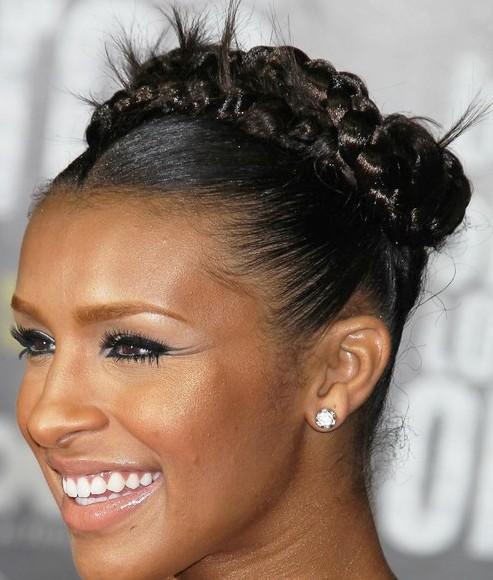 Astonishing 13 Braided Hairstyles For Short And Medium Sensational Natural Short Hairstyles Gunalazisus